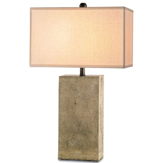 Symbol Table Lamp by Currey and Company | 6390-CC