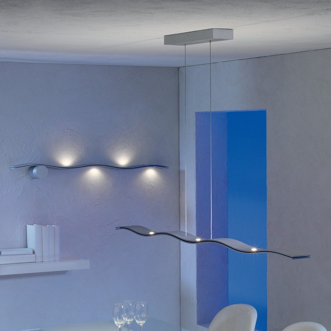 Fluid Linear Suspension by Lightology Collection   LC-34690709
