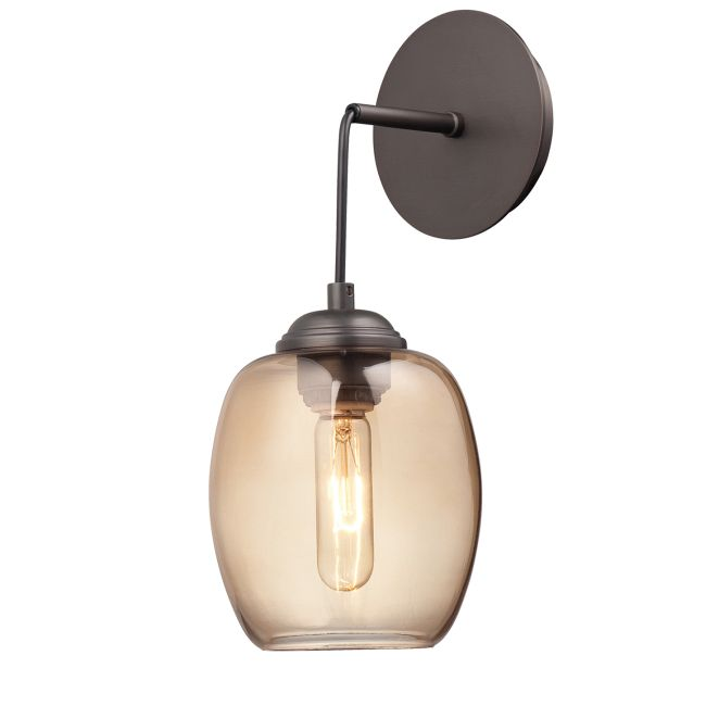 Bubble Convertible Wall Sconce  by George Kovacs