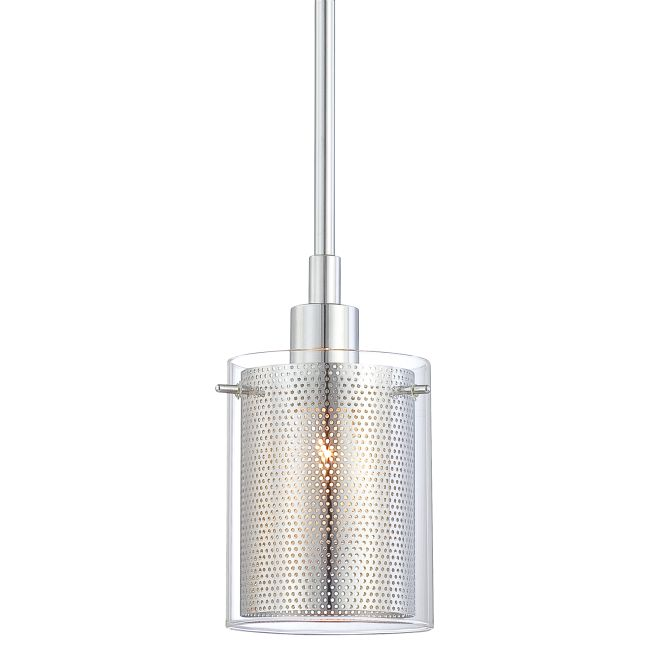 P960 Grid II Mini Pendant by George Kovacs | P960-077