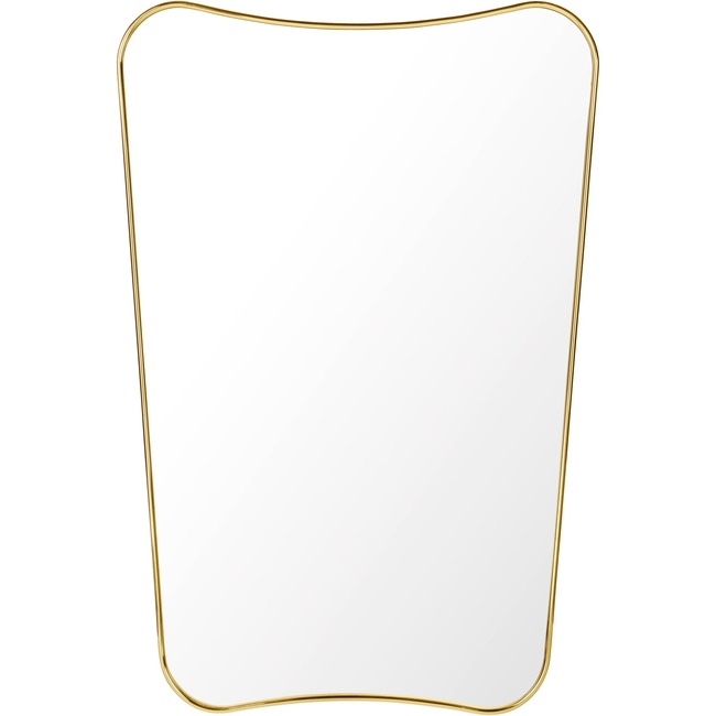 F.A. 33 Rectangular Mirror  by Gubi