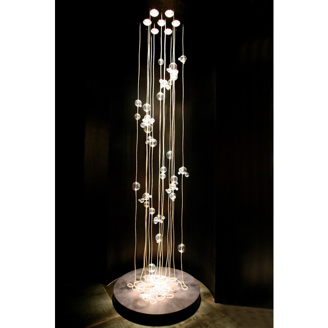 Omega Multi Light Pendant  by Melogranoblu