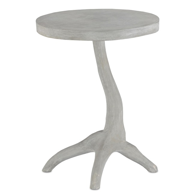 Isko Accent Table  by Currey and Company