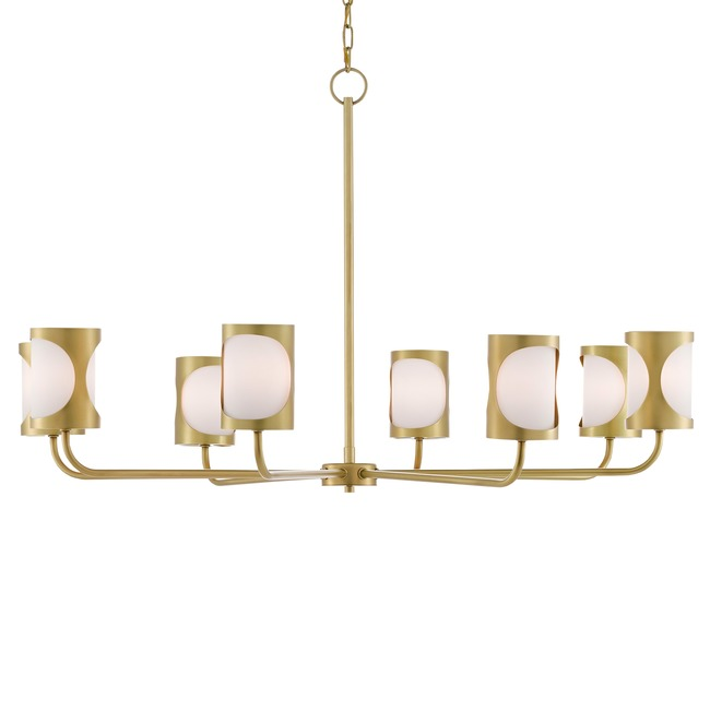 Carnaby Chandelier  by Currey and Company