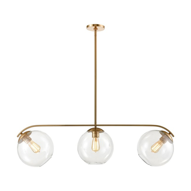 Collective Linear Pendant  by Elk Lighting