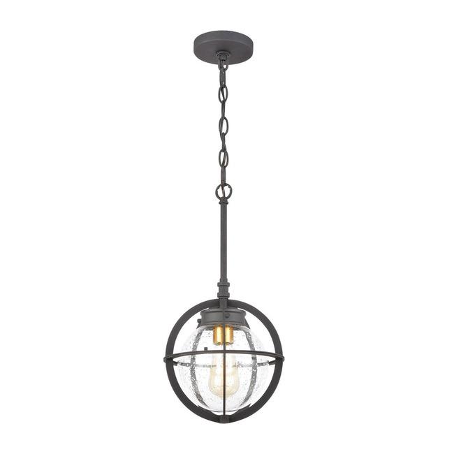Davenport Outdoor Pendant  by Elk Lighting