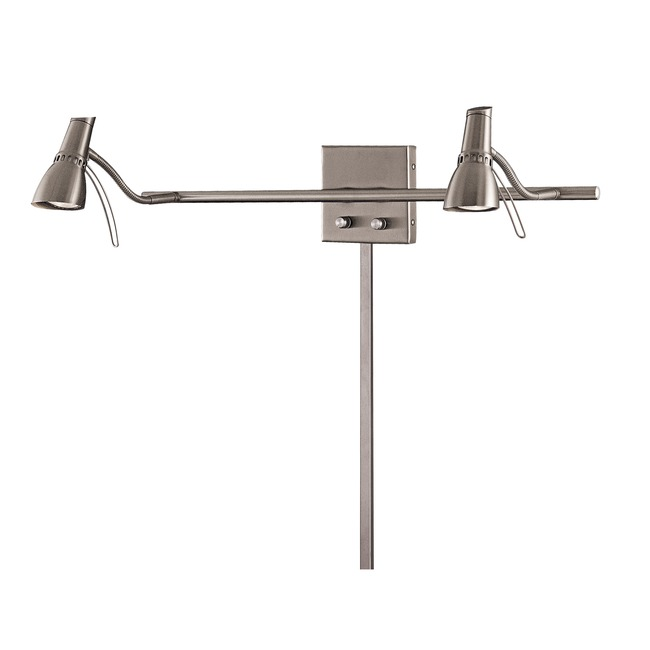 Second Marriage Double Wall Lamp by George Kovacs | P4440-084