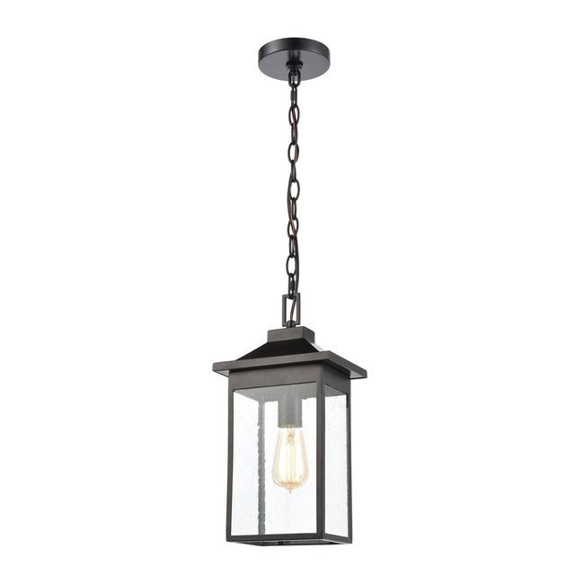 Lamplighter Outdoor Pendant  by Elk Lighting