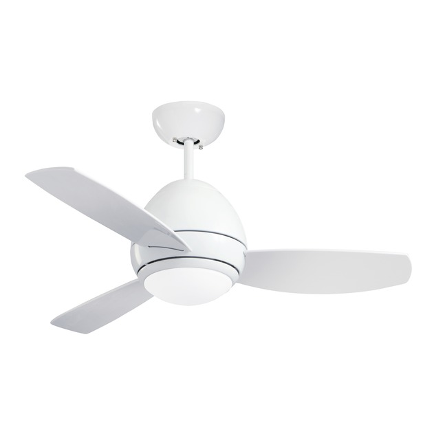 Curva Outdoor Ceiling Fan with Light  by Emerson Ceiling Fans