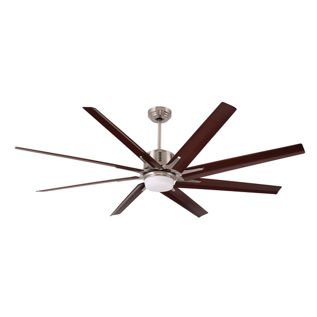 Aira Eco Indoor/Outdoor Ceiling Fan with Light  by Emerson Ceiling Fans