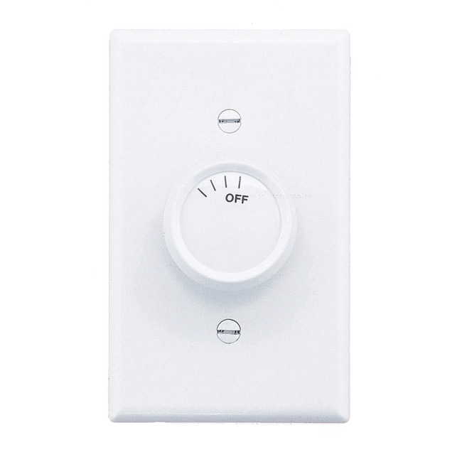 Signature SW93 2 Fan Wall Control  by Emerson Ceiling Fans
