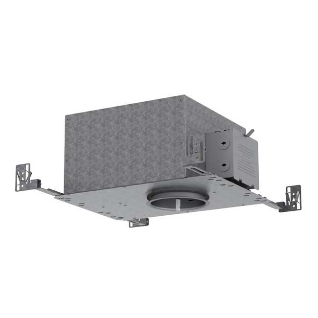 Urbai 4IN 15W ELV/0-10V New Construction IC Airtight Housing  by Contrast Lighting