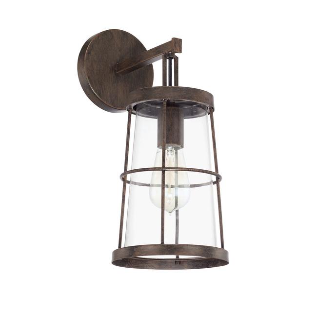 Beaufort Wall Lantern  by Capital Lighting