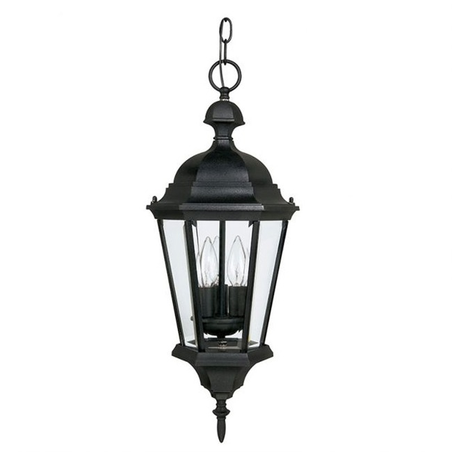 Carriage House Outdoor Pendant  by Capital Lighting