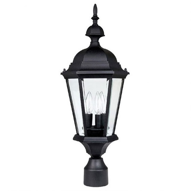 Carriage House Outdoor Post Light  by Capital Lighting