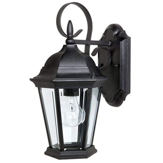 Carriage House Outdoor 1 Light Wall Sconce  by Capital Lighting