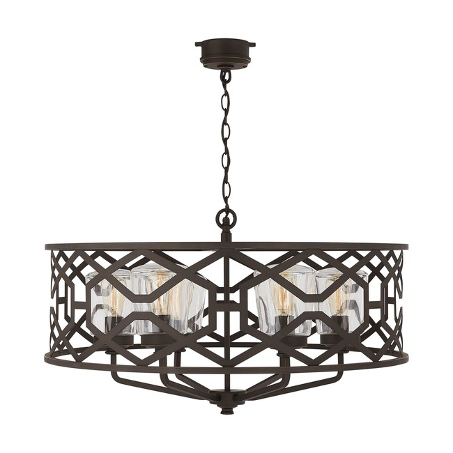 Signature Outdoor 934461 Chandelier  by Capital Lighting