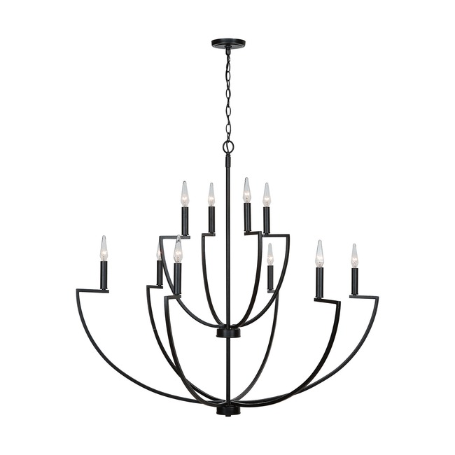 Palmer Chandelier  by Capital Lighting