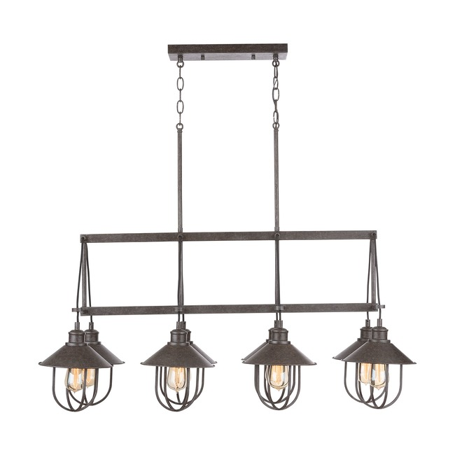 Pawley Linear Chandelier  by Capital Lighting