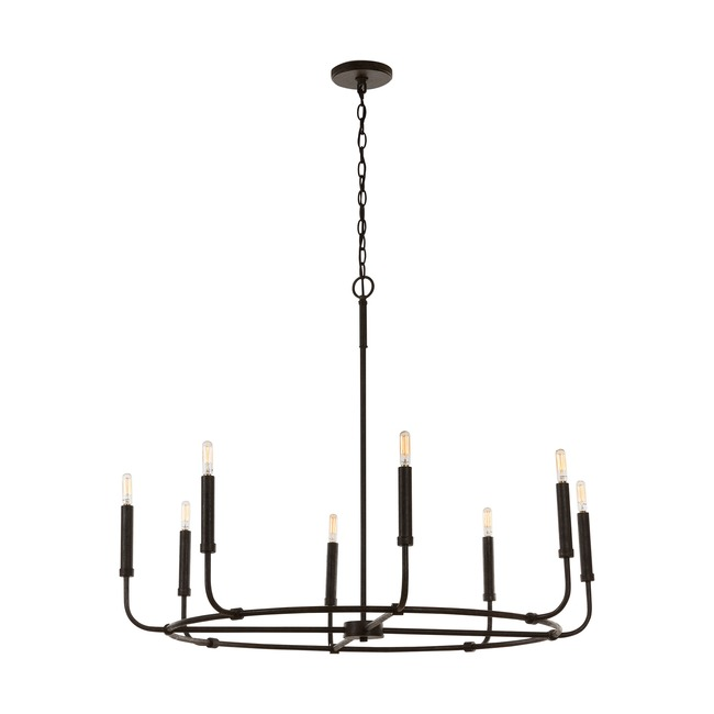 Signature 43288 Chandelier  by Capital Lighting
