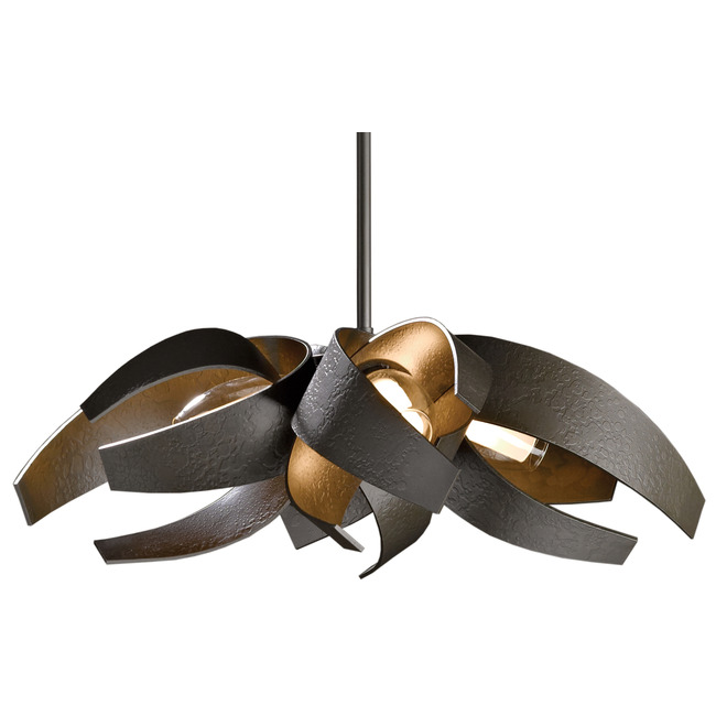 Corona Small Pendant by Hubbardton Forge | 136500-1011