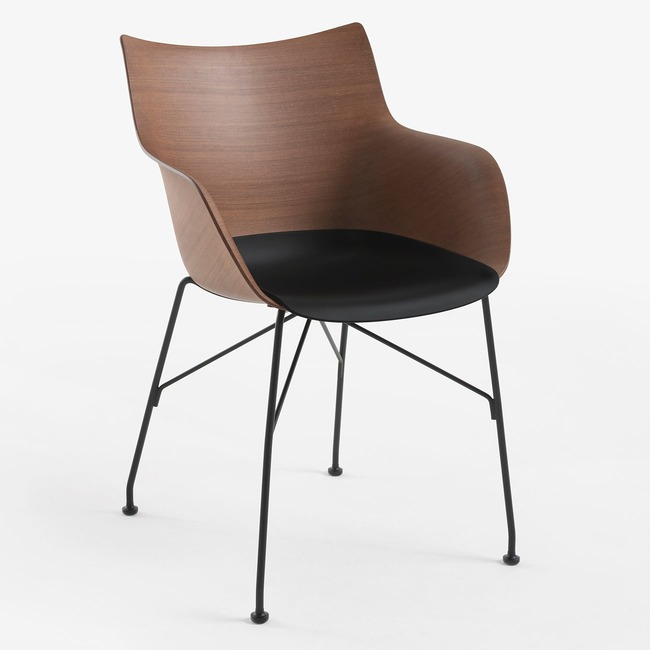 Smart Wood Chair  by Kartell