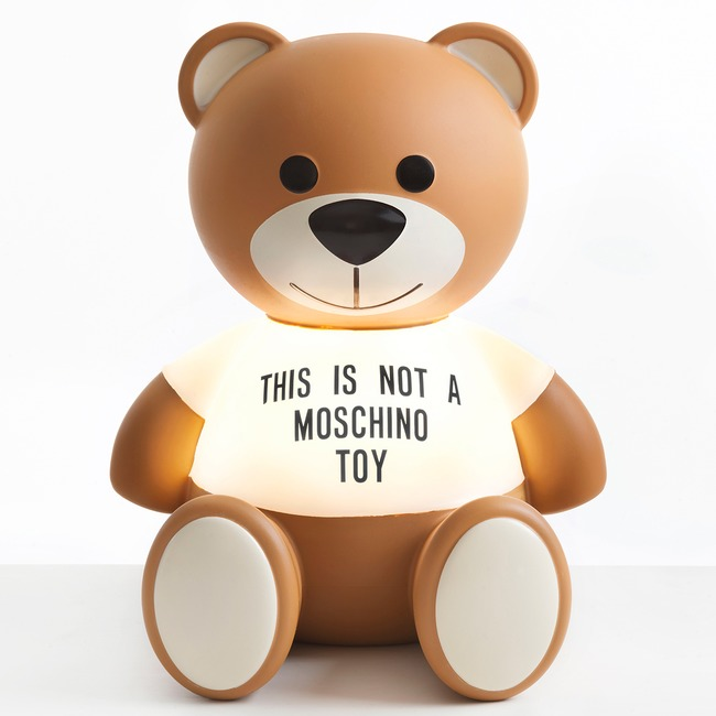 Moschino Toy Novelty Lamp  by Kartell