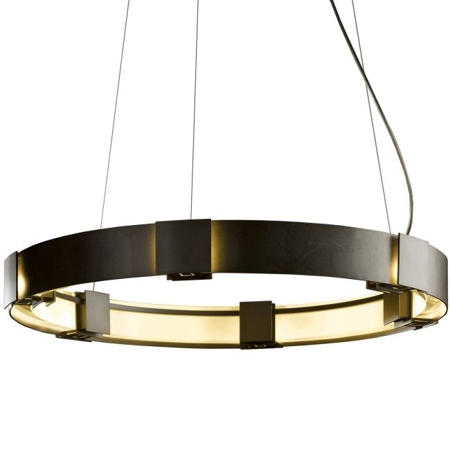 Aura Pendant by Hubbardton Forge | 138585-1002