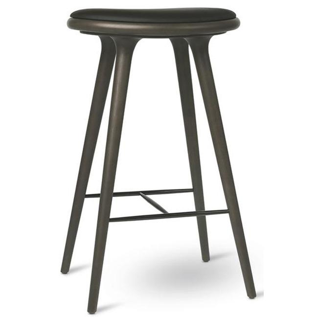 Copenhagen Bar High Stool  by Mater Design