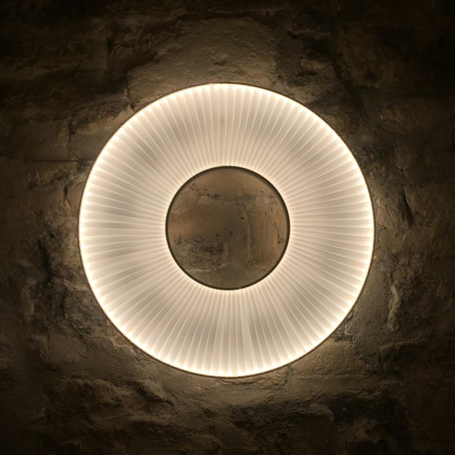 Iris Wall Sconce  by Dix Heures Dix