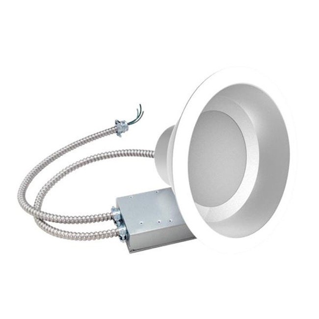 Titanium 8IN 24W 120V Commercial Downlight Retrofit Kit  by Green Creative
