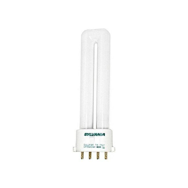 Dulux T4 CFL 2G7 Base 9W 2700K 120V  by Raise Lighting