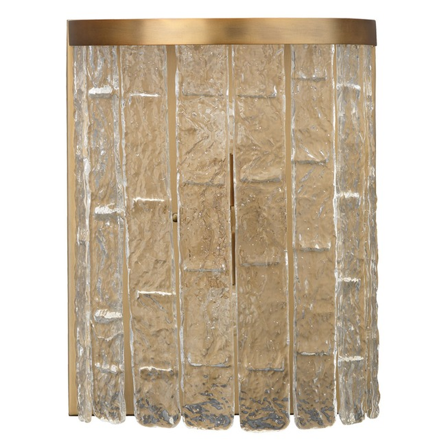 Waterfall Demi-Lune Wall Sconce  by Jamie Young Company