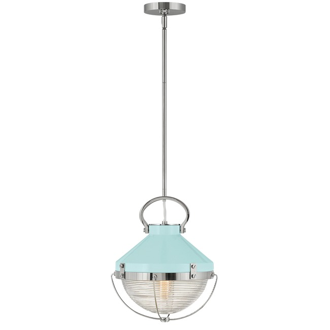 Crew Small 120V Outdoor Pendant  by Hinkley Lighting