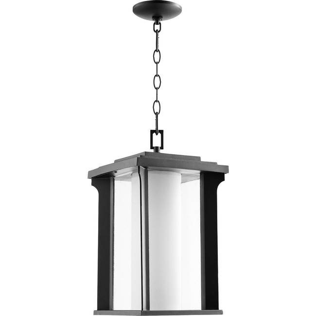 Garrett Outdoor Pendant  by Quorum