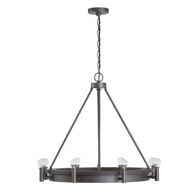 Ashton Chandelier  by Capital Lighting