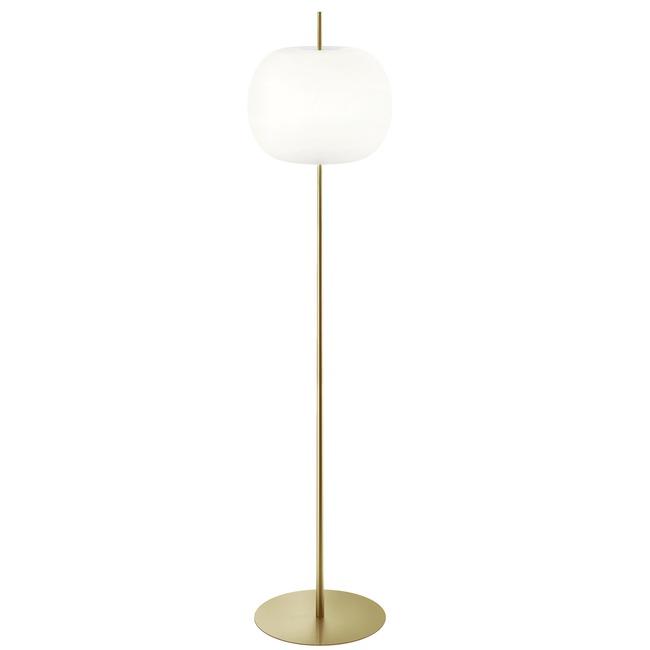 Kushi XL Floor Lamp  by Kundalini