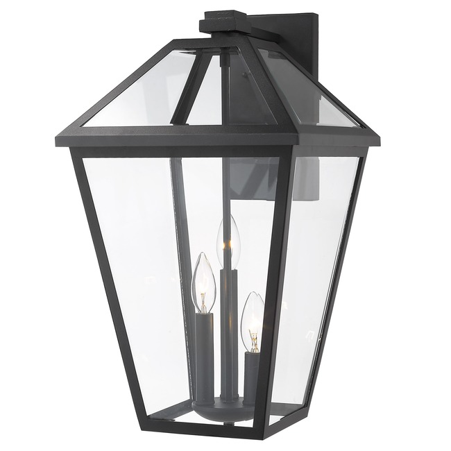 Talbot 3 Light Outdoor Wall Sconce  by Z-Lite