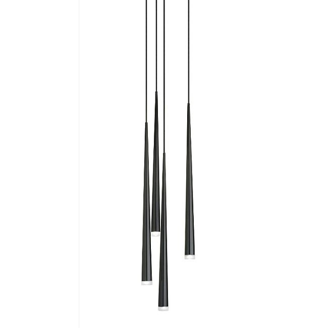 Slim Four Light Pendant by Vibia | 0917-04