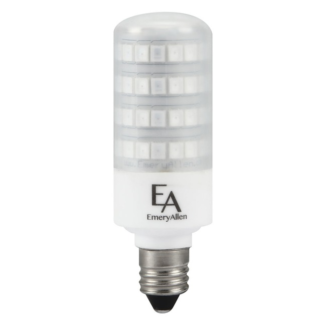 T4 Minican E11 Base Turtle 3W Amber 120V 2-Pack  by Emery Allen