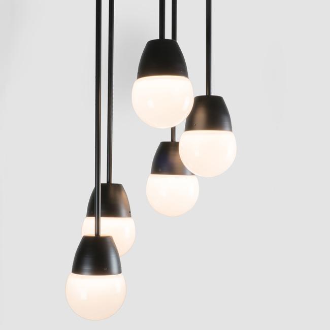 Bora.1 Multi Light Pendant  by Ben Barber Studio