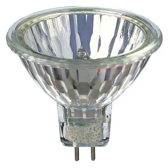 Tru-Aim IR MR16 GU5.3 Base 50W 12V 25 Deg w/Lens  by Raise Lighting