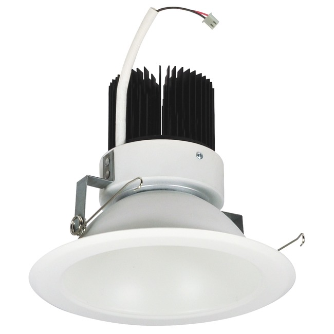Marquise 6IN RD 26W Open Reflector Trim  by Nora Lighting
