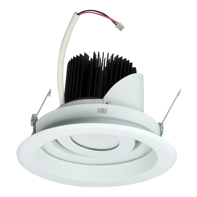 Marquise 6IN RD 16W Adjustable Regressed Reflector Trim  by Nora Lighting