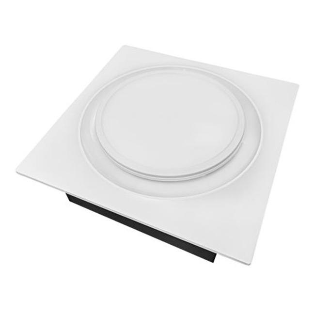 ABFS Low Profile 2X4 Multi Speed Fan w/Light/Night Light  by Aero Pure