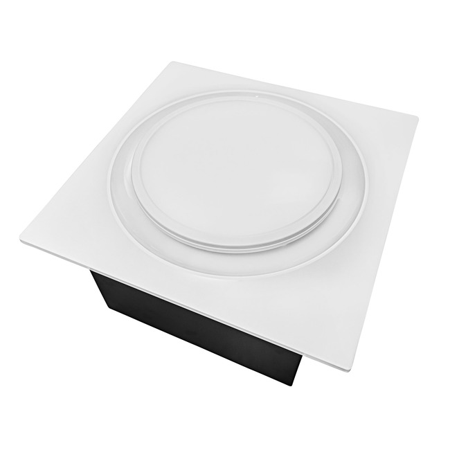 ABF-L6 Exhaust Fan with Light/Night Light  by Aero Pure