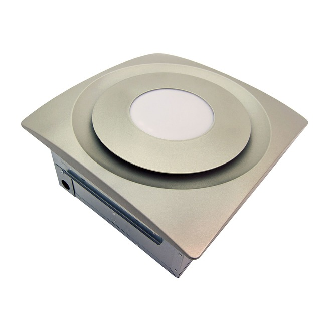 AP904H Slim Fit Exhaust Fan with Light/Humidity Sensor  by Aero Pure