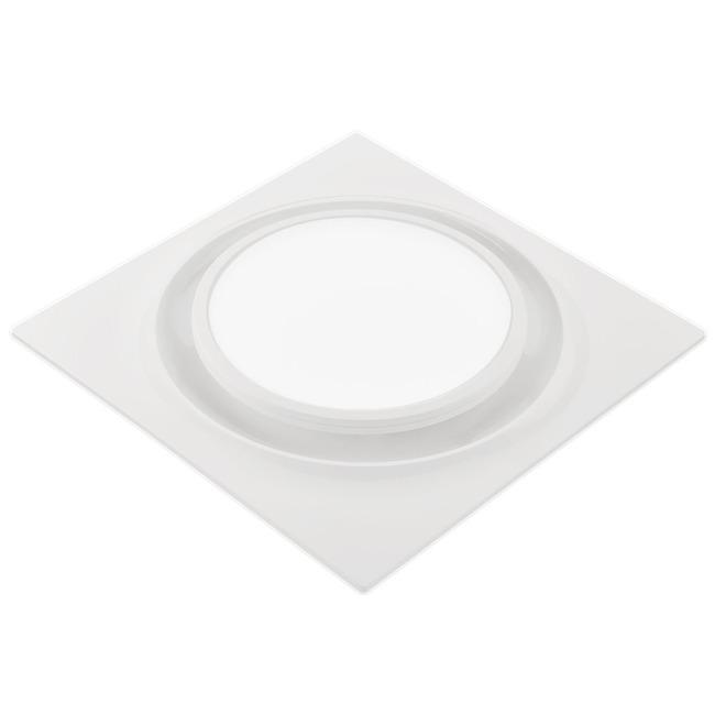ABF110DH L6 Exhaust Fan w/ Light/Night Light/Humidity Sensor  by Aero Pure