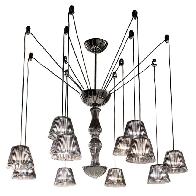 Adria Chandelier  by Italamp