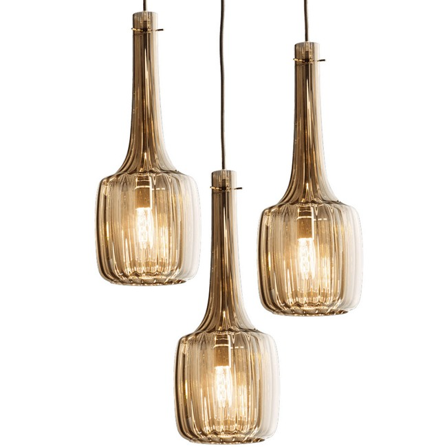 Bossanova Multi Light Pendant  by Italamp
